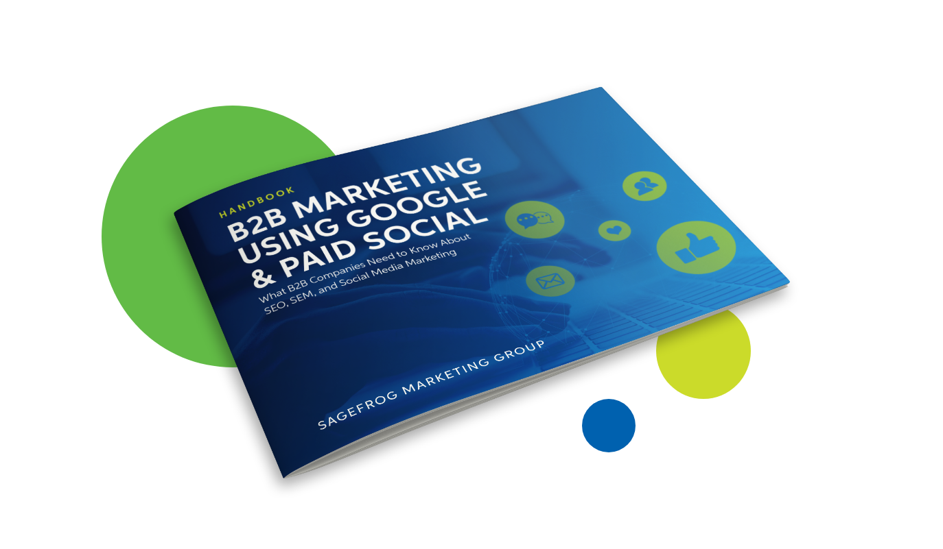 B2B Marketing Using Google & Paid Social